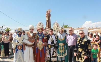 Punta del Moral llega hasta Carboneras para el centenario de San Antonio