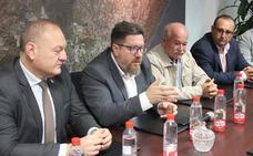 La Junta insiste en que el futuro de la agricultura pasa por usar aguas desaladas y regeneradas