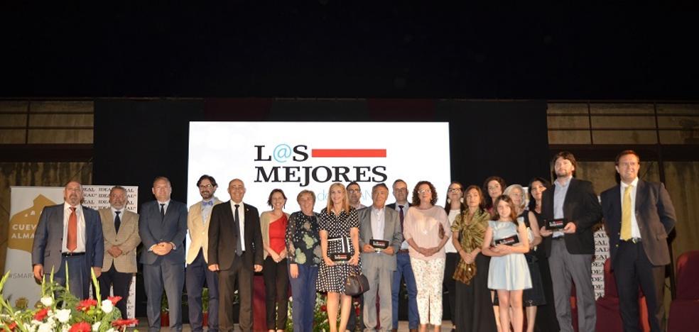 IDEAL reconoce hoy en Garrucha a Los Mejores del Levante