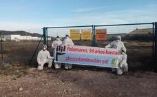 La Audiencia Nacional pide al Estado que informe sobre el traslado de material radioactivo a Palomares
