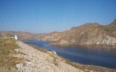 El pantano de Cuevas del Almanzora continúa perdiendo agua pese a las últimas lluvias