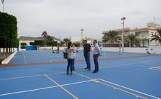 El colegio Federico García Lorca luce una nueva imagen tras las obras de acondicionamiento