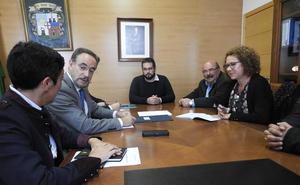 López insiste en que la Vera-Garrucha estará finalizada antes del verano