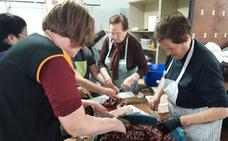 Natur Sport Sorbas celebra este fin de semana sus jornadas gastronómicas del cerdo