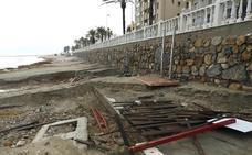 La tromba de agua caída en Garrucha causa más de 20.000 euros en daños