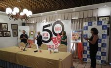 Vera homenajea a los aficionados al teatro en el 50ª aniversario de los Festivales de Arte