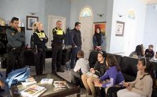 El Ayuntamiento de Carboneras, abierto a los estudiantes