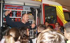 La Semana de la Prevención de Incendios instruye a la población en caso de fuego
