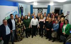 Juan Francisco Fernández anuncia su candidatura a la alcaldía de Garrucha