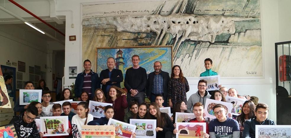 El IES Jaroso, premiado por un proyecto sobre sostenibilidad
