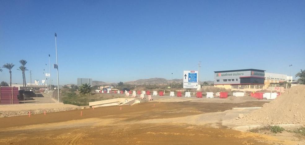 Cerrado al tráfico el acceso a Vera por la A-352 hasta mitad de diciembre