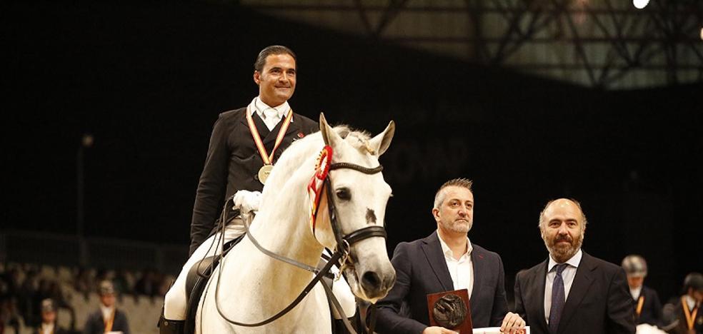 Yeguada Valdesol, de Los Gallardos, campeona del mundo en SICAB