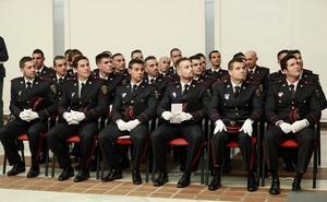 Un total de 26 profesionales se incorporan al Consorcio de Bomberos del Levante almeriense