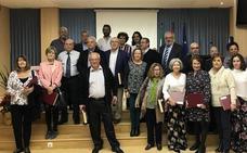 El Área Sanitaria Norte homenajea a los 24 profesionales que alcanzan la jubilación