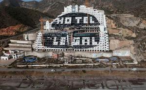 Azata vuelve a reclamar 1,7 millones de euros por las parcelas de El Algarrobico