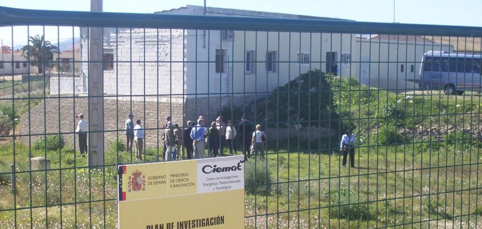 El Gobierno mantiene secretos los planes con EE UU para descontaminar Palomares