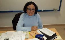 Se jubila toda una institución en Pulpí, 'Loli, la maestra'
