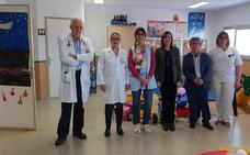 Las aulas hospitalarias, un espacio que garantiza la continuidad del proceso educativo