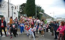 El colegio Bartolomé Flores de Mojácar recorre 'Kilómetros de Solidaridad' por Save the Children