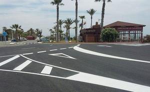 Adjudicadas por 396.000 euros las obras de urbanización del puerto de Garrucha