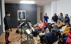 La Banda Madre Asunción y los vecinos compartirán el Salón Social del Calvario