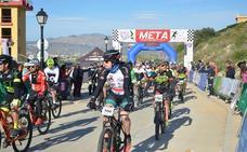 La Ruta MTB Bomberos del Levante, todo un éxito con unos 600 participantes