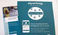 Vera estrena una aplicación móvil para pagar el estacionamiento de la zona azul