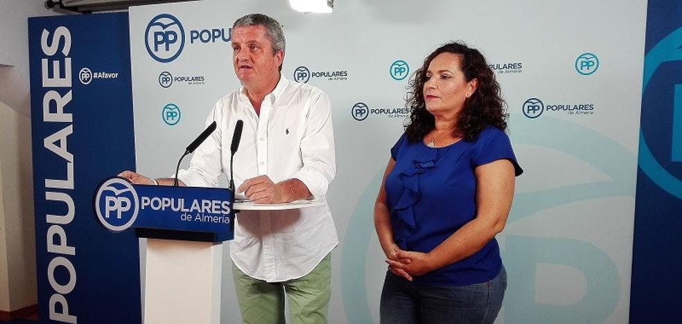 El nuevo delegado de Salud y Familias en Almería, investigado por administración desleal