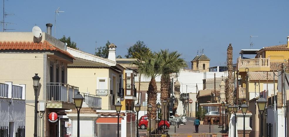 Huércal-Overa mejora la red hidráulica y el asfaltado en el barrio del Calvario