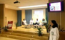 Profesionales, pacientes y ciudadanía celebran las dos décadas de La Inmaculada