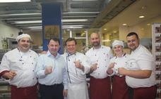 Terraza Carmona abre sus puertas al chef español con más estrellas Michelin