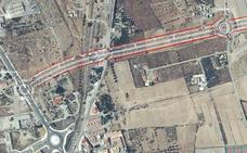 Huércal-Overa destina 625.000 euros para el inicio del vial de acceso al hospital