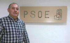 Luis Miguel Cáceres Mesas, candidato del PSOE en Pulpí