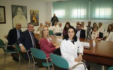 La Junta recoge las demandas históricas del Hospital La Inmaculada