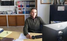 Pedro Ridao, candidato del PSOE en Antas