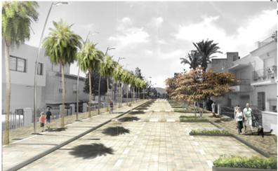 Adjudicada la modernización de la avenida de la Estación de Huércal-Overa
