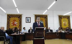El alcalde de Carboneras anuncia su candidatura