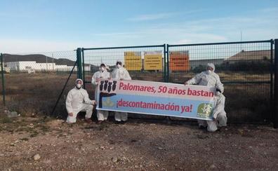 Almacenados en Palomares casi 6.000 kilos de material radiactivo