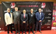 Peter Beale y José Herrera inauguran el Festival de Cine en Corto de Vera