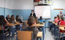 El Festival de Cine en Corto de Vera acerca el séptimo arte a los estudiantes