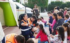 Medio millar de alumnos se forman en primeros auxilios
