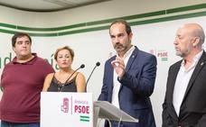 El PSOE pide explicaciones a Cs por el «fichaje» de Salvador Hernández