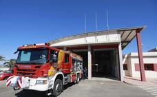 El parque de bomberos de Huércal-Overa ya funciona «a pleno rendimiento»