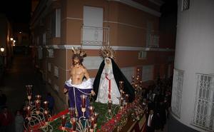 Nuestro Padre Jesús Despojado y María Santísima de la Salud y Esperanza llenan las calles de Pulpí