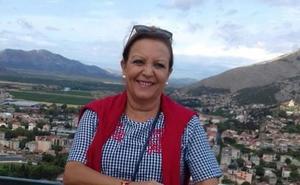 Meca Acosta será la candidata de Cs en Huércal-Overa
