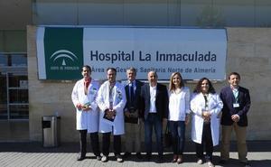 La actividad quirúrgica se mantendrá este verano en el Hospital La Inmaculada