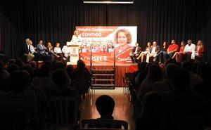 El PSOE de Garrucha presenta su candidatura con el aval de los logros obtenidos en la última legislatura