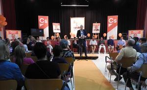 Cs Garrucha tratará de evitar que el PSOE revalide la mayoría absoluta de 2015