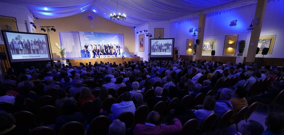 El PP de Vera apuesta por un municipio limpio desde la playa hasta el casco urbano