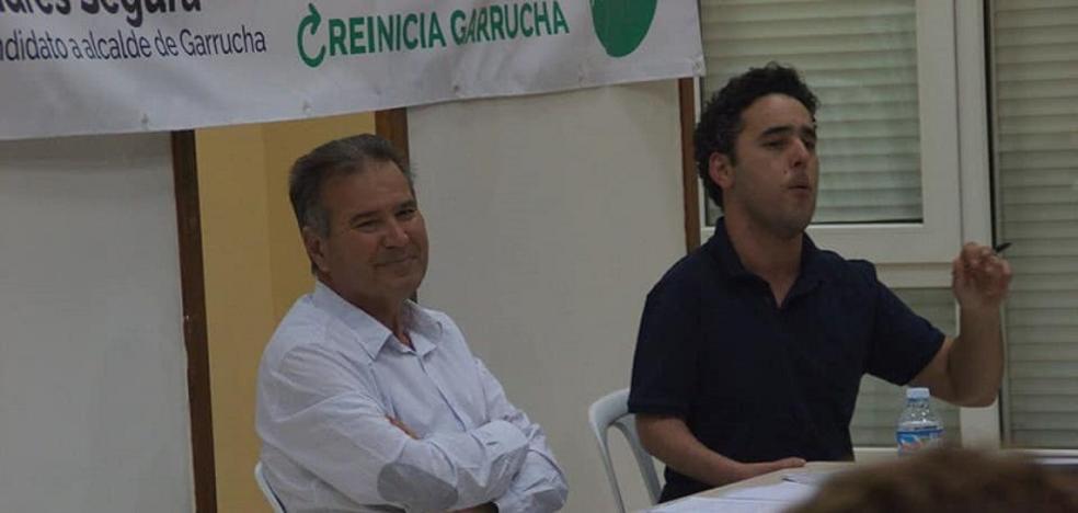 Andrés Segura confía en 'reiniciar Garrucha' a partir del 26 de mayo